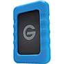 4TB G-DRIVE ev RaW USB 3.1 Gen 1 Hard Drive with Rugged Bumper