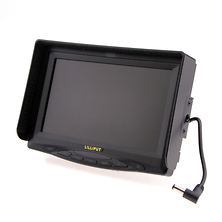 7 In. FPV Monitor With Dual Receiver - Open Box Image 0
