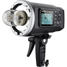 AD600B Witstro TTL All-In-One Outdoor Flash Image 0