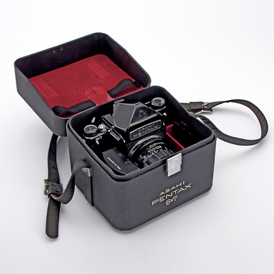 6x7 Camera with 105mm f/2.4 Lens - Used Image 0