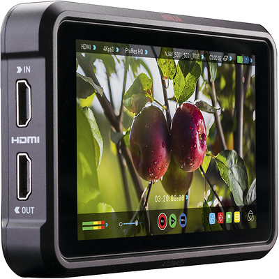 Ninja V 5 in. 4K HDMI Recording Monitor Image 0