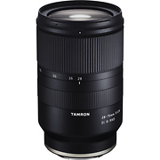 28-75mm f/2.8 Di III RXD Lens for Sony E