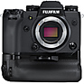 X-H1 Mirrorless Digital Camera Body (Black) with Power Grip