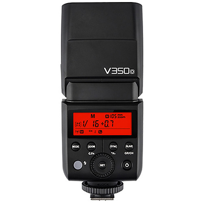 V350N Flash for Select Nikon Cameras Image 0