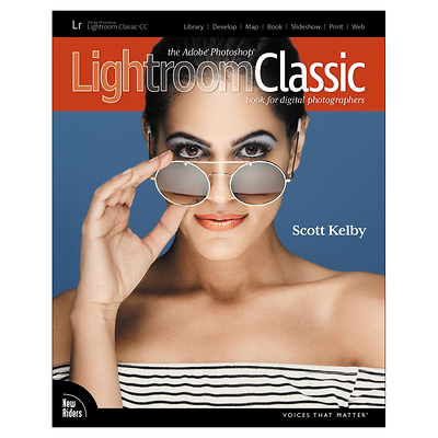 The Adobe Photoshop Lightroom Classic CC Book for Digital Photographers - Paperback Book Image 0