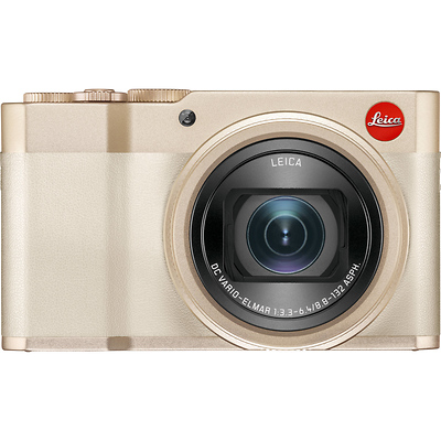 C-Lux Digital Camera (Light Gold) Image 0