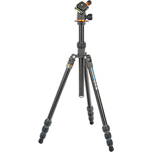 Travis Aluminum Travel Tripod with AirHed Neo Ball Head (Black) Image 0