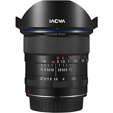 Laowa 12mm f/2.8 Zero-D Lens for Canon EF (Black) Image 0