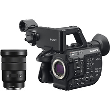 PXW-FS5M2 4K XDCAM Super35mm Compact Camcorder with 18 to 105mm Zoom Lens Image 0