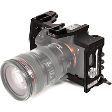 Ergonomic Cage for Sony a7R III/a7 III Camera Image 0