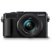 Lumix DC-LX100 II Digital Camera (Black) Image 0