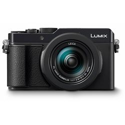 Panasonic Lumix DC-LX100 II Digital Camera (Black) Image