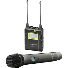 UWMIC9RX9+HU9 Dual-Channel Wireless Handheld Microphone System (514 to 596 MHz) Image 0