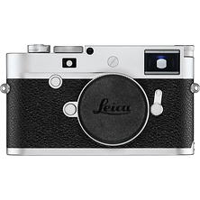 M10-P Digital Rangefinder Camera (Silver Chrome) Image 0