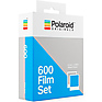Color and Black & White 600 Instant Film Set (Double Pack, 16 Exposures) Thumbnail 1