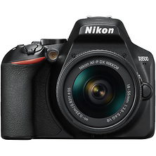 D3500 Digital SLR Camera with 18-55mm Lens (Black) Image 0