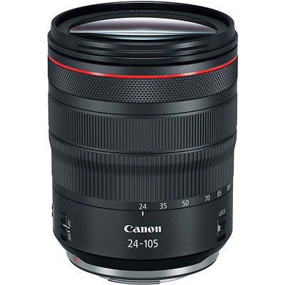 RF 24-105mm f/4L IS USM Lens Image 0