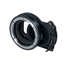Drop-In Filter Mount Adapter EF-EOS R with Drop-In Variable ND Filter A Image 0