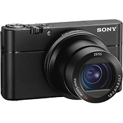 Cyber-shot DSC-RX100 VA Digital Camera (Black)