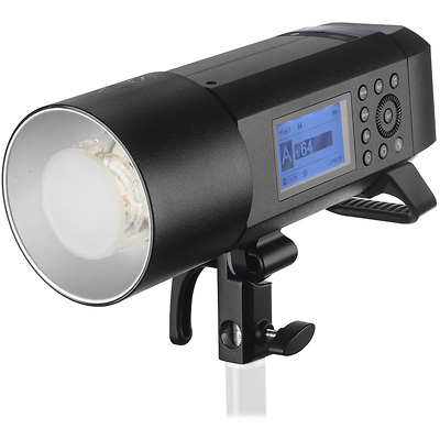 AD400Pro Witstro All-In-One Outdoor Flash Image 0