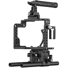 STRATUS Complete Cage for Panasonic GH4/GH5 Cameras Image 0