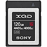 120GB G Series XQD Memory Card