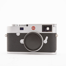 M10 TYP 3656 Camera Body (Silver) - Used Image 0