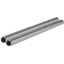 15mm Aluminum Rods (Pair, 10 in.) Image 0