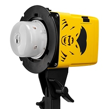 Badger Unleashed 250Ws Compact Flash Head Image 0