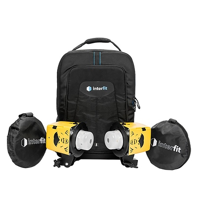Badger Unleashed 2-Light Backpack Kit Image 0