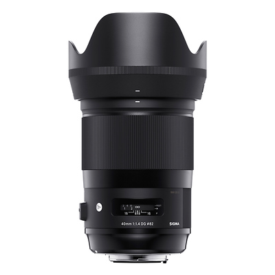 40mm f/1.4 DG HSM Art Lens for Canon EF Image 0