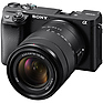 Alpha a6400 Mirrorless Digital Camera with 18-135mm Lens (Black) Thumbnail 1
