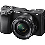 Alpha a6400 Mirrorless Digital Camera with 16-50mm Lens (Black) Thumbnail 3