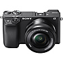 Alpha a6400 Mirrorless Digital Camera with 16-50mm Lens (Black) Thumbnail 4