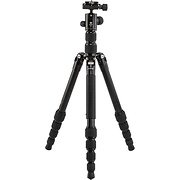 Tripster Travel Tripod (0 Series, Black, Aluminum)