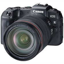 EOS RP Mirrorless Digital Camera with RF 24-105mm Lens Image 0