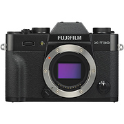 X-T30 Mirrorless Digital Camera Body (Black)