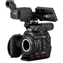 Cinema EOS C300 Mark II Camcorder Body with Touch Focus Kit (EF Mount) Image 0