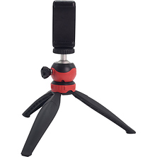 Gizmo Mini Tripod with Phone Mount and Removable Ball Head Image 0