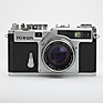 SP Rangefinder Camera with 50mm f/1.4 Lens (Chrome) - Used