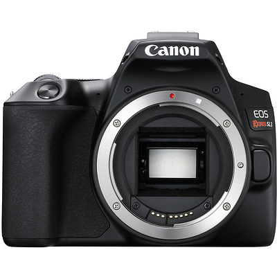 EOS Rebel SL3 Digital SLR Body (Black) Image 0