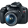 EOS Rebel T7 Digital SLR Camera with 18-55mm and 75-300mm Lenses Thumbnail 2