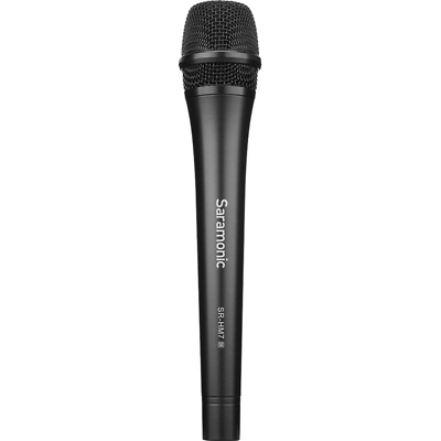SR-HM7 DI Handheld Dynamic USB Microphone for iOS Devices (Black) Image 0