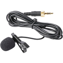 SR-UM10-M1 Omnidirectional Lavalier Microphone with Locking 3.5mm Plug Image 0