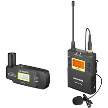 UWMic9 Tx9+Rx-XLR9 Uhf Wireless Lavalier Mic System with Plug-On Receiver Image 0