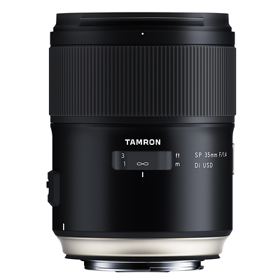 SP 35mm f/1.4 Di USD Lens for Canon EF Image 0