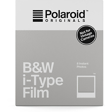 Black & White i-Type Instant Film (8 Exposures) Image 0