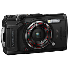 TG-6 Digital Camera (Black) Image 0