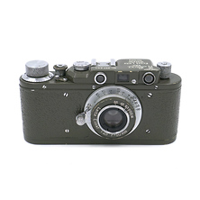 Russian Copy Rangefinder Camera (Green)  for Display Only Image 0