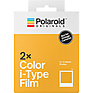 Color i-Type Instant Film (Double Pack, 16 Exposures)